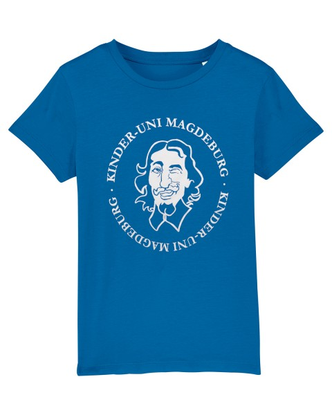 Kinder-Uni T-Shirt blau